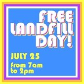 Free Landfill Day