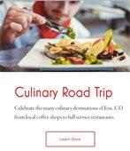 Culinary Road Trip