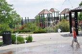 Lehigh Park Splash Pad