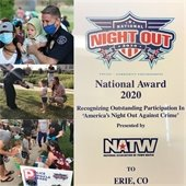 National Night Out Award