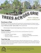 Trees Across Erie