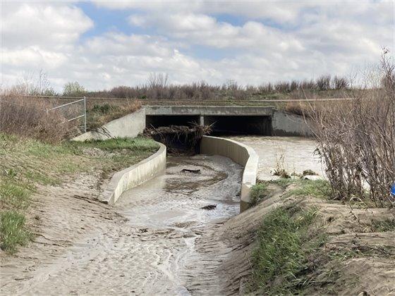 Coal Creek Closure May 5