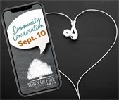 How to be Inclusive - Community Conversation September 10