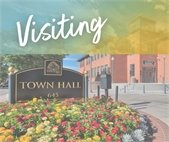 Visiting Town Hall Graphic