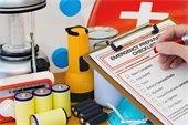 Vehicle Emergency Kit in Winter