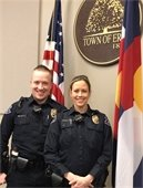 Officers Mayns and Penman