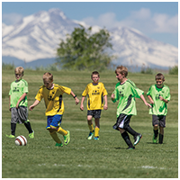 Graphic Links - Youth Soccer