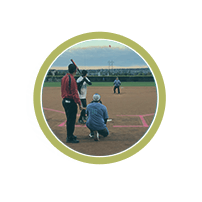 graphic button template - Adult Sports