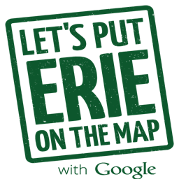 Let's Put Erie on the Map with Google