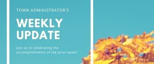 weekly update 2