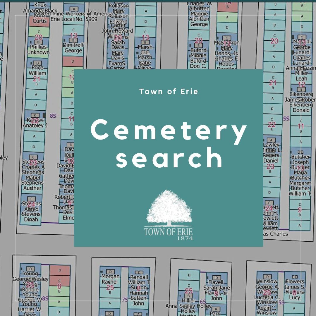 Cemetery Search Opens in new window