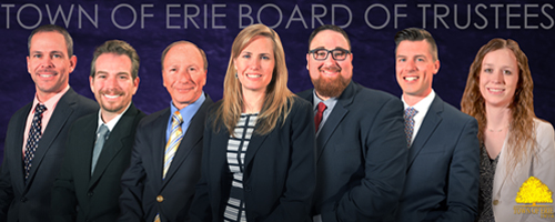 Erie Board of Trustees Action Items - June 13, 2017