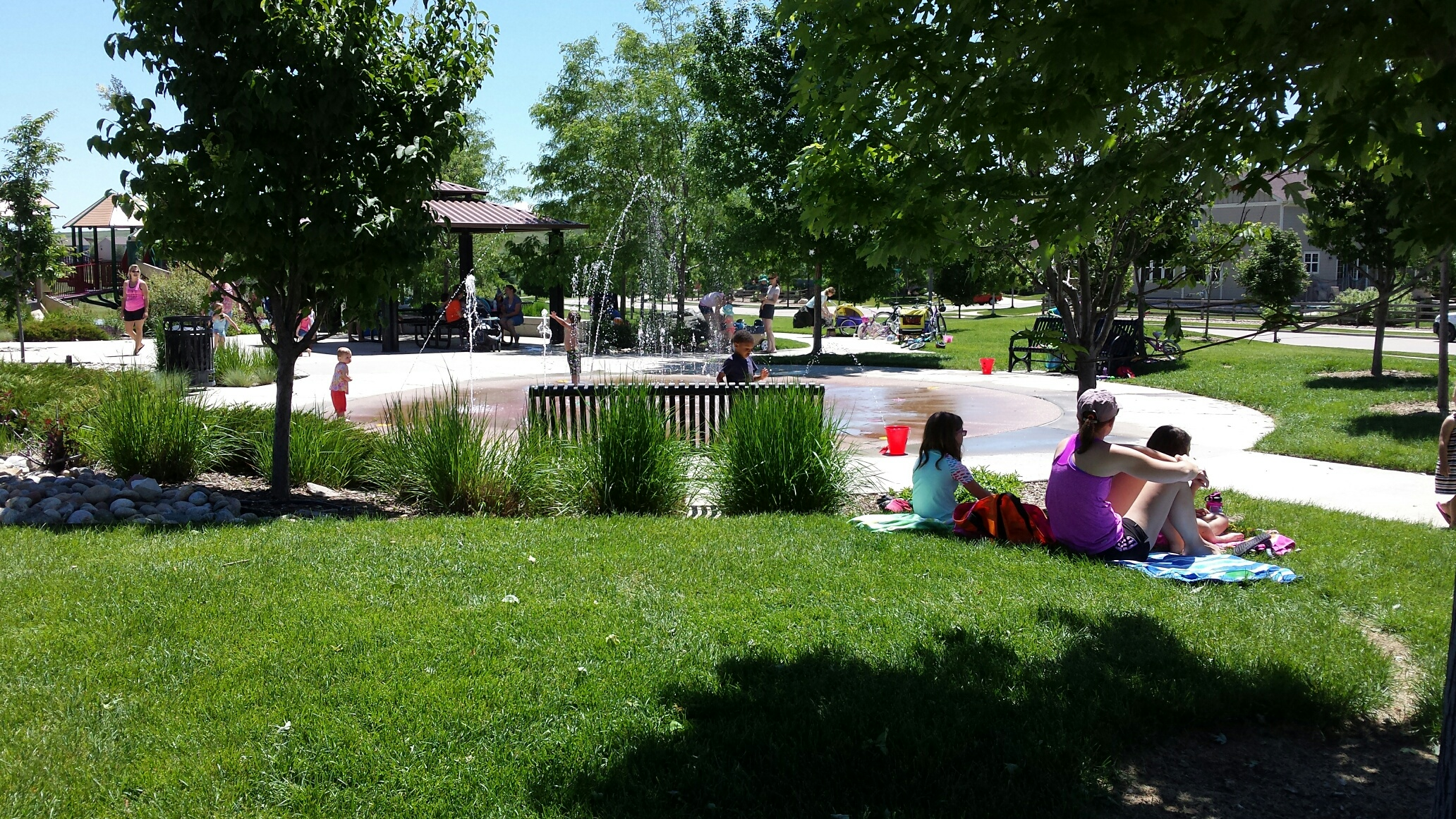Lehigh Park - Splash Pad - Summer 2015.jpg